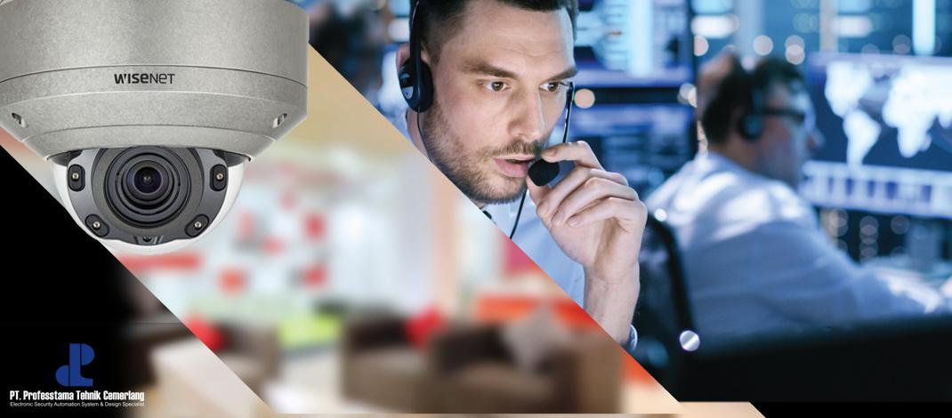 Dome Kamera CCTV Analog & Fitur - Professtama