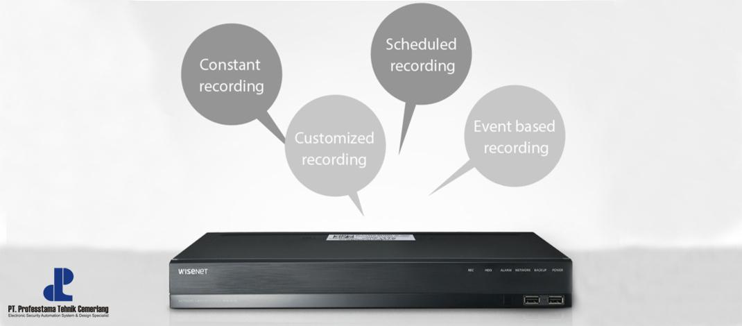 DVR CCTV – Pengertian dan Jenisnya | Professtama