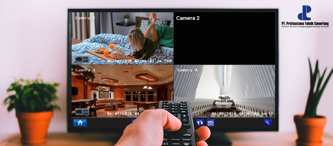 Penyebab dan Tips Gambar CCTV Tidak Muncul di Monitor
