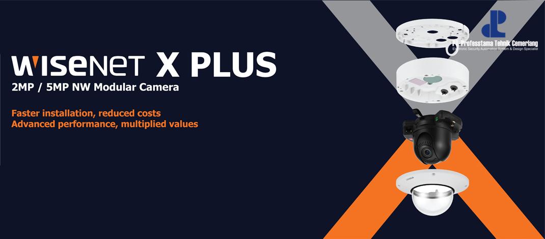 Wisenet X Plus & Kamera Multi-sensor Diakui Oleh Penghargaan Keamanan Global