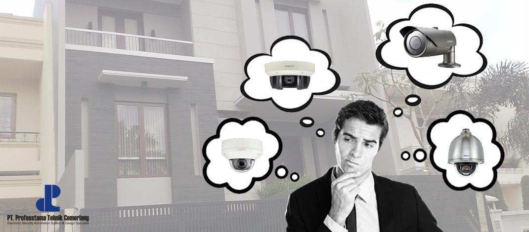 Bagaimana Cara Memilih CCTV Outdoor? – Kamera CCTV Wisenet