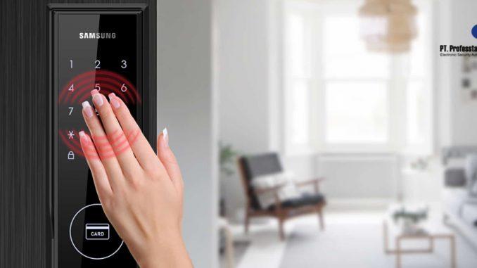 Keamanan Rumah dengan Samsung Smart Door Lock SHS-505 - Professtama